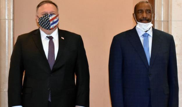 مهلت 24 ساعته آمریکا به سودان برای عادیسازی روابط با رژیم صهیونیستی