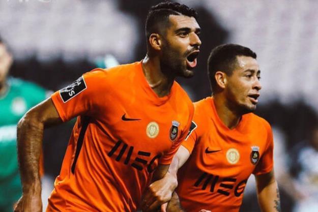 طارمی چهره برتر هفته فوتبال پرتغال